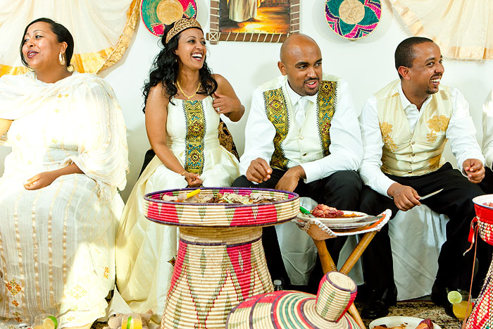 Ethiopian Wedding Traditions | Real {Ethiopian} weddings: H